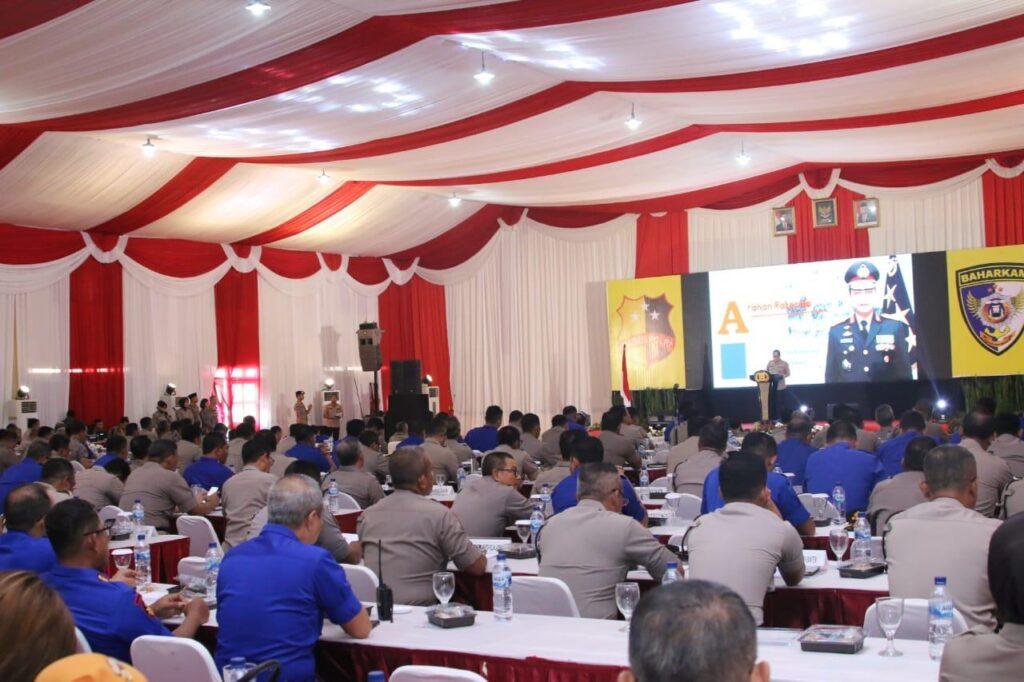 Indonesia Bakal Hadapi Perhelatan dan Isu Nasional, Ini Kata Wakapolri