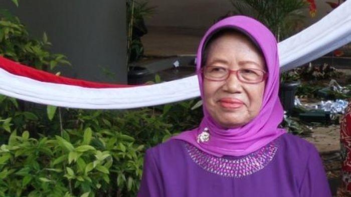 Dr. Ronny Sompi Mengucapkan Bela Sungkawa Kepada Ibunda Jokowi