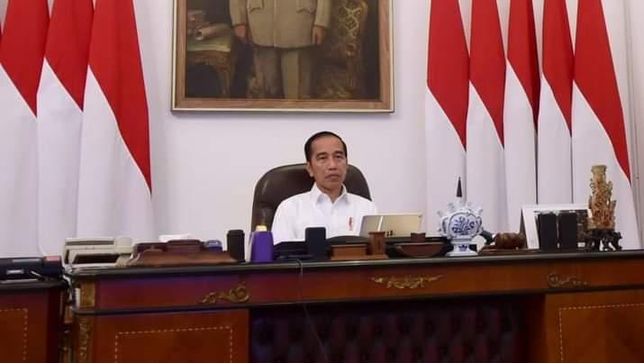 Presiden Jokowi Memberikan Berbagai Kemudahan Kepada Sejumlah Sektor Usaha dan masyarakat yang Terkena Dampak dari Wabah Virus Corona