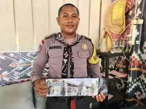 Polisi ini beri Tauladan Rela Batalkan Pernikahannya di tengah Wabah Covid-19