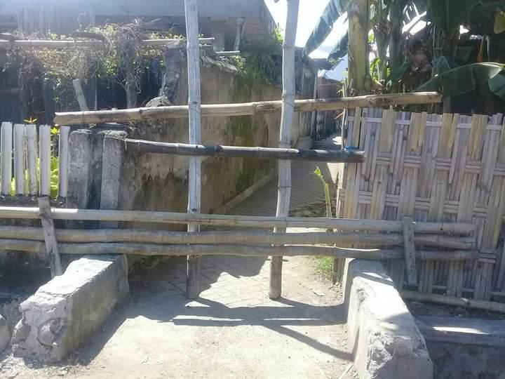 Karantina Wilayah Diberlakukan Desa Jurnalas Kecamatan Alas NTB