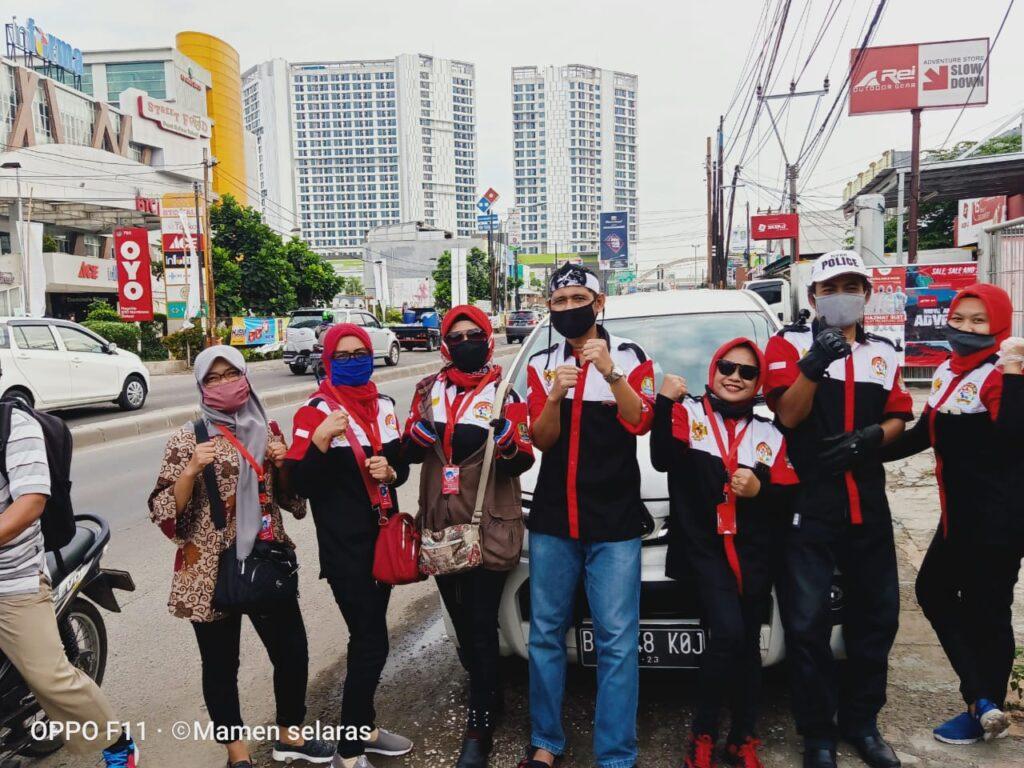 Organisasi Relawan Sejati Bagi Bagi Ta'jil Gratis