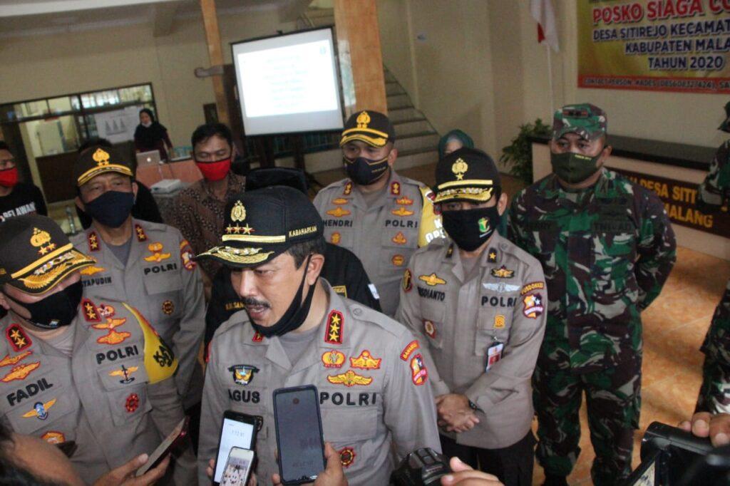 Kabaharkam : Konsep Kampung Tangguh di Kabupaten Malang Layak Diadopsi