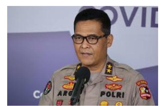 Pariwasata Alam Dibuka, Kadiv Humas : TNI-Polri Siap Mengawal Protokol kesehatan