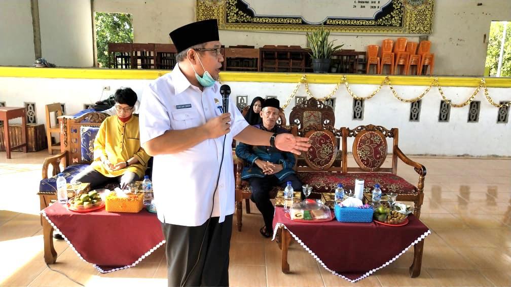 TEC Hadiri Silaturahmi Pengurus Yayasan Ponpes Modern Madinah.