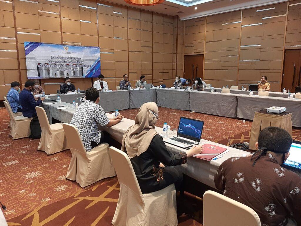 BPIP Susun Draf Standarisasi Materi Pembinaan Ideologi Pancasila Bagi Pejabat Negara