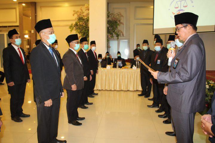 Dewan Pembina Hade Indonesia Raya Hadir Dalam Pelantikan 13 Pengurus Cabang Jabodetabek