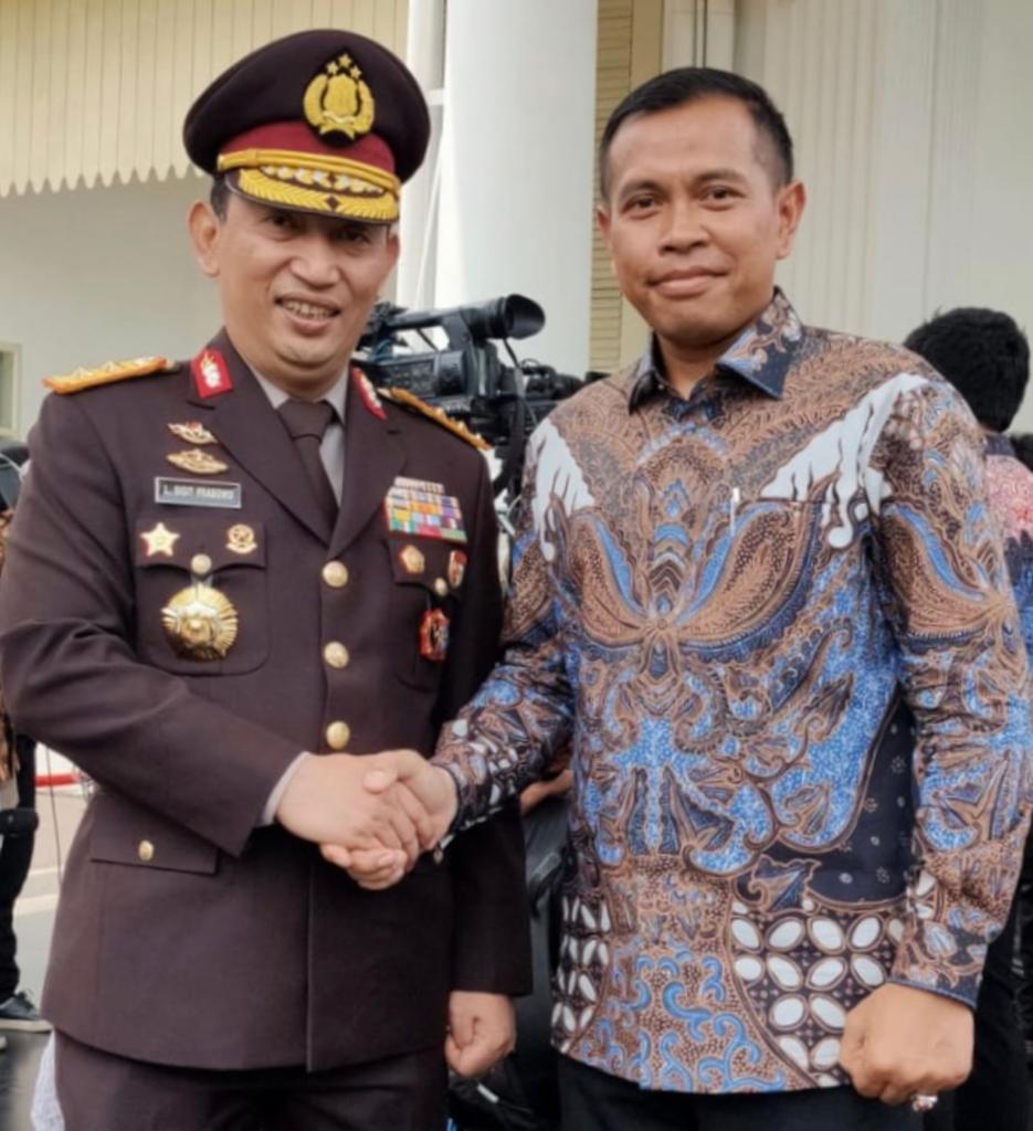 DPP POSRAYA : Calon Kapolri Diajukan Presiden Adalah Keputusan Terbaik