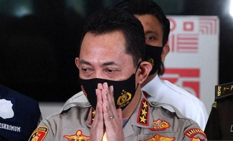 Jiwa Sosial Listyo Sigit Prabowo dan Iringan Doa Alm Ibu Tercinta Menuju Langkah Pasti Sang Jenderal