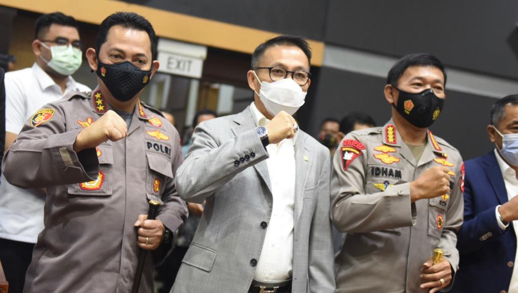 Komisi III DPR Setujui Listyo Sigit Prabowo Sebagai Kapolri