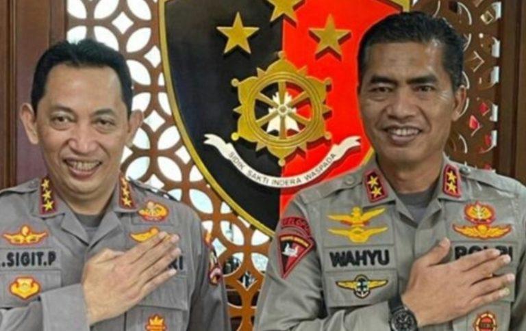 Ketua Tim Ahli Makalah Sigit ke DPR, Wahyu Widada Kabareskrim Polri?