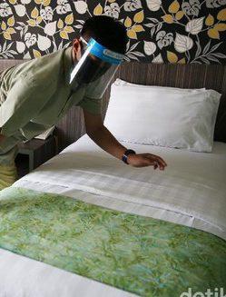 Ini Syarat Isolasi Mandiri Gratis di Hotel