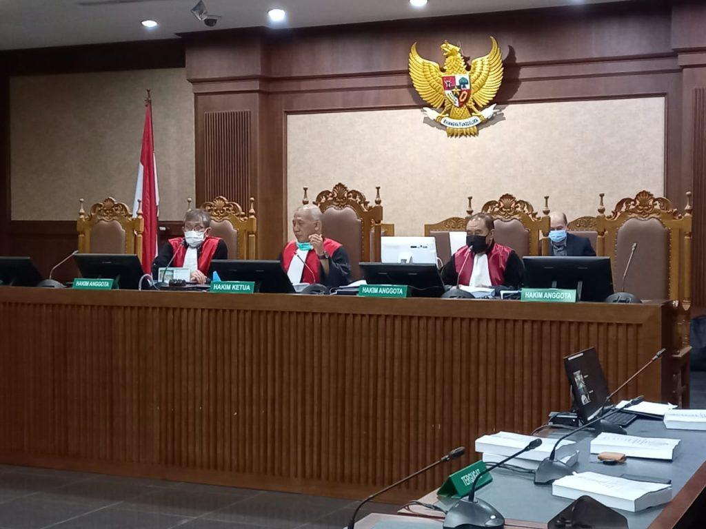 Fakta Persidangan: Mantan Sekretaris MA Nurhadi Tidak Bersalah