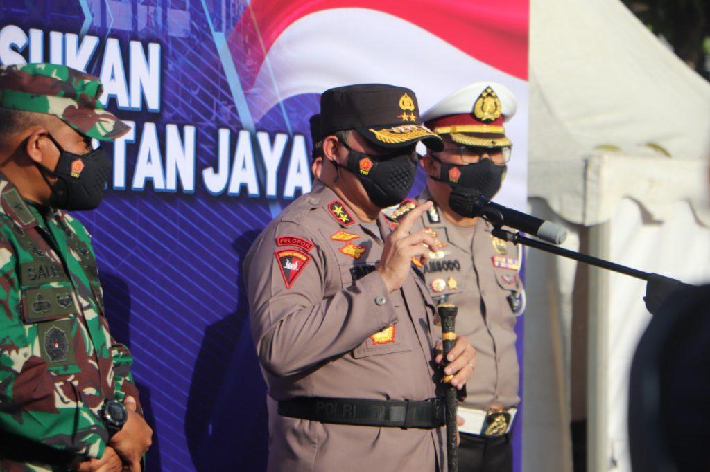 Ditlantas Polda Metro Gelar Operasi Keselamatan Jaya 2021