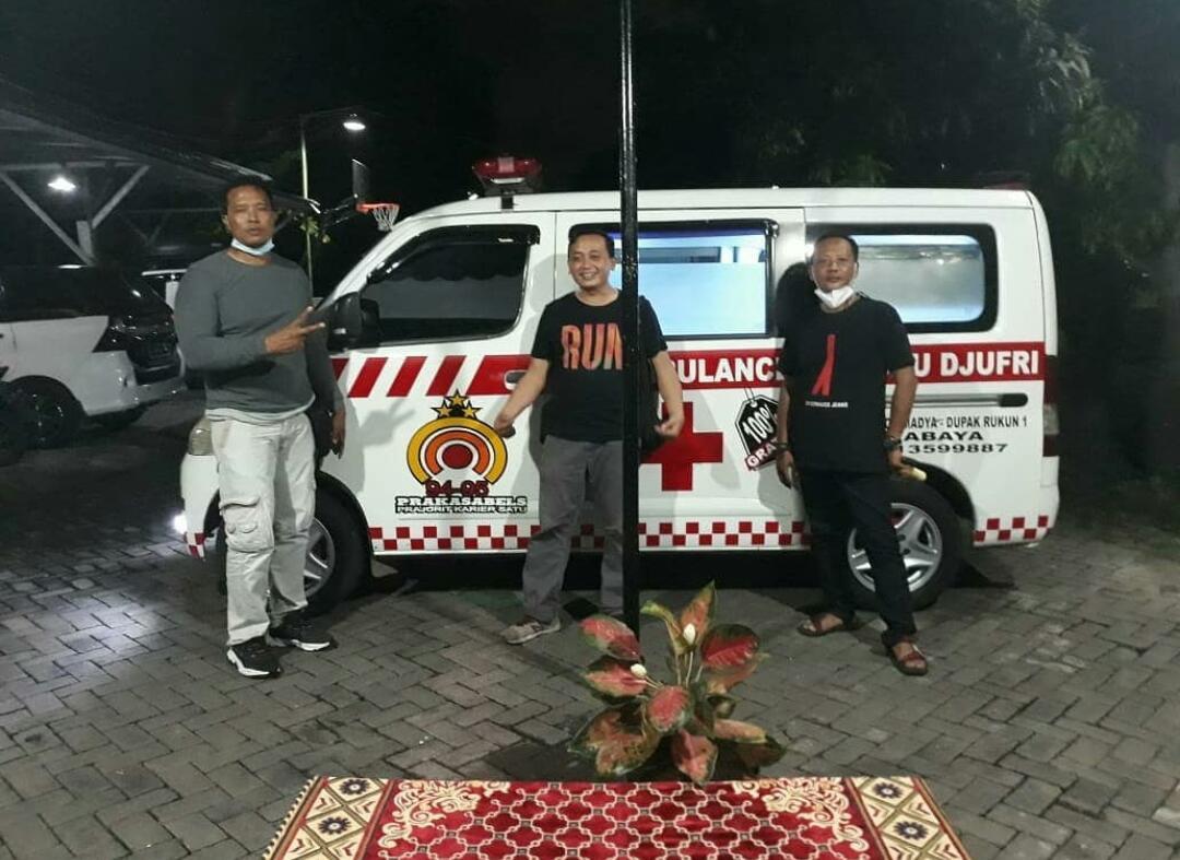 Program 100 Hari Presisi Kapolri, Prakasa Asabels Nusantara Giatkan Layanan Ambulans Gratis untuk Masyarakat