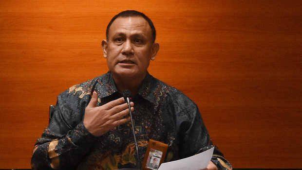 PERINGATI HARGANAS, Ketua KPK H. Firli Bahuri ; Budaya dan Semangat Anti Korupsi Dimulai dari Keluarga