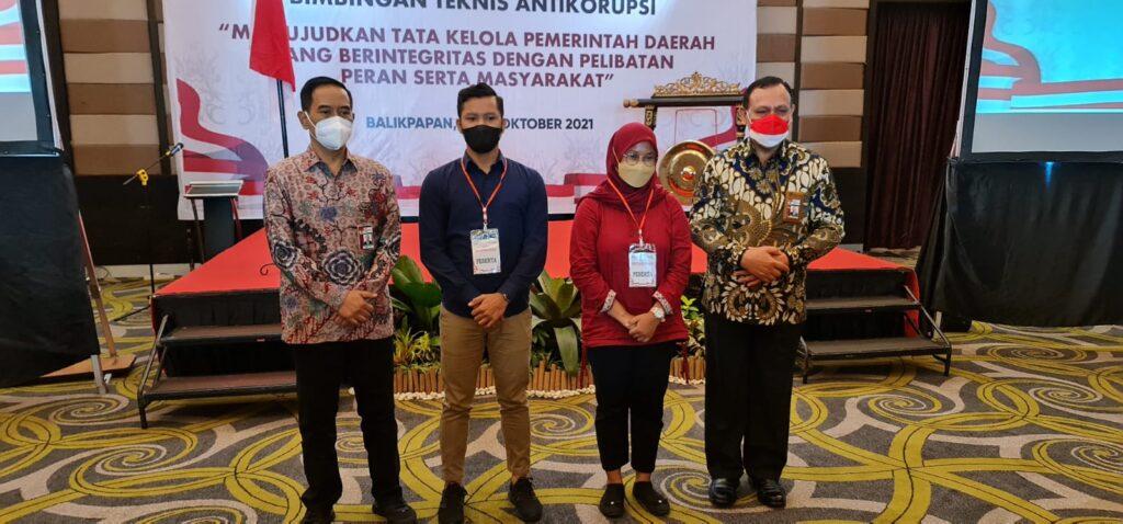 Perkuat Tata Kelola Pemprov, Ketua KPK ; Kami Hadir di Kalimantan Timur Bersama Masyarakat